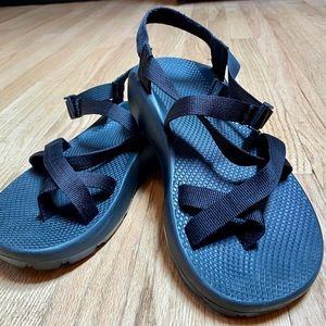 CHACO Men's Z2 Classic Sport Sandal Black Size 11